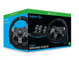 XBox One Руль с педалями Logitech G920 Driving Force