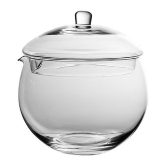 Крюшонница CUP WITH LID COBEA D22.5XH30CM GLASSарт.31909