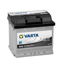 Varta Black Dynamic B19 45 AH 545 412 040 (44 52 53)
