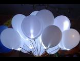 Светящиеся белые шары