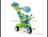 Трехколесный детский велосипед с ручкой купить в спб (цена, фото, описание)