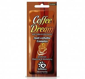 Крем Coffee Dream с маслом кофе, маслом Ши и бронзаторами 600-297 125 мл 1 шт/упк