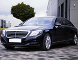 New elongated limousine based on  Mercedes-Benz  S500 V222 4Matic +570mm, 2016 YP -SOLD OUT!!!
