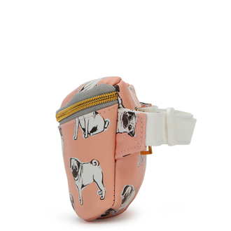 Сумка Mi Pac Bum Bag Pugs Peach