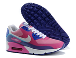 Кроссовки Nike Air Max Huperfuse 90 бело-розовые