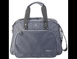 Универсальная сумка для мамы на коляску Beaba Geneva Nursery Bag Grey AR