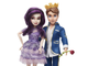 Мэл и Бен - Наследники / Disney Descendants 2-Pack Mal and Ben