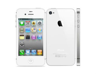 Купить iPhone 4S 16Gb White в СПб