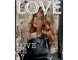 LOVE magazine № 17 Spring-Summer 2017 Kaia Gerber Cover ИНОСТРАННЫЕ ЖУРНАЛЫ PHOTO FASHION, INTPRESSS