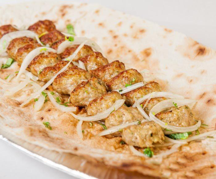 Люля кебаб из курицы рецепты