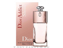 "Christian Dior ""Addict Shine"" for women 100ml"