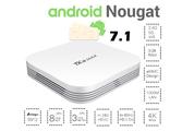 Tanix TX8 MAX. 0 Гб / 02 Гб. Android 0.1. Мощная Смарт ТВ приставка. Amlogic S912. Все во одном в целях ТВ.