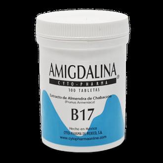 Амигдалин (Витамин B17) в капсулах - в каждой по 500 мг Амигдалина
