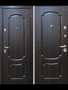 """Триумф """"Тёмный орех"""" - Внешняя сторона входной двери"""