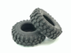MT68 RC4WD Rock Crusher M/T Brick Edition 68 mm pair/пара, Black