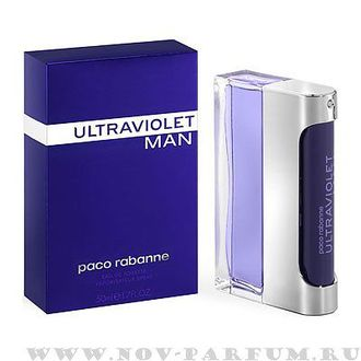 "Paco Rabanne ""Ultraviolet Men"" 100ml"