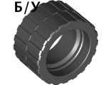 ! Б/У - Tire 24 x 14 Shallow Tread, Black (30648 / 3064826 / 4153005 / 4524358 / 4639695) - Б/У