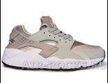 NIKE AIR HUARACHE Silver Gray (Euro 36-39) HR-030