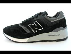 Мужские кроссовки New Balance 997 замшевые