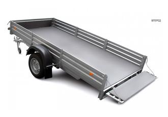 МЗСА 817712.001-05 Прицеп для мототехники снегоходов и других грузов (3.12х1.51)