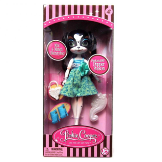 Пеппер Парсон / The Bridge Direct Pinkie Cooper Runway Pepper Parson Collection Doll