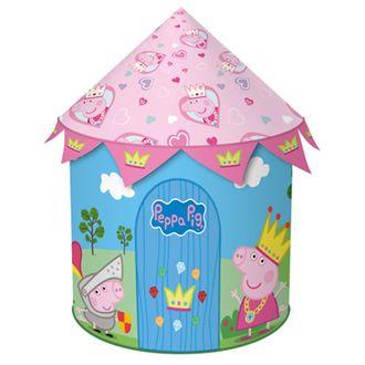 Детская игровая палатка Peppa Pig Волшебный замок свинка пеппа
