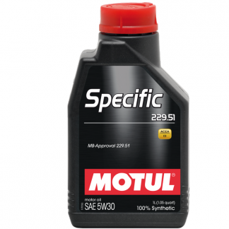 Motul SPECIFIC MB 229.51 5W-30 (1л)