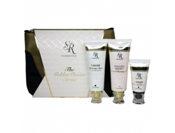 Sr cosmetics The Golden caviar series  3 pcs