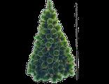 Искусственная пушистая елка 120 см.