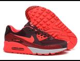 Кроссовки Nike Air Max 90 красные
