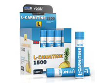 VP laboratory L-Carnitine 1500 (20 амп.)