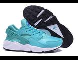 Кроссовки Nike Huarache бирюзовые