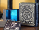 ARCANA FULL Tarot Dark version in Box