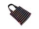 Универсальная сумка Premium Tote Beach Bag черный мульти