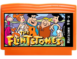 """The Flintstones: The Surprise at Dinosaur Peak"" Игра для Денди (Флинтстоуны)"