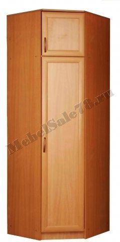 Шкаф угловой с антресолью арина-1а(мдф) арт.1065 - мебель и .