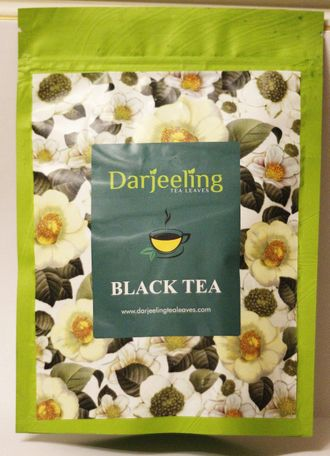 Darjeeling Tukvar Puttabong Black Autumn Flush 100 грамм