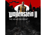 Wolfenstein II: The New Colossus (цифр версия PS4) RUS