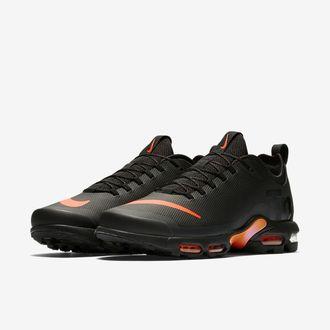 1881cb69 Кроссовки Nike Air Max Plus TN Ultra SE Черные/оранжевые | Купить ...