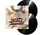 KING DIAMOND House of god 2LP, тираж 500 экз.