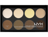 Контурирующая палитра Nyx Highlight & Contour Pro Palette