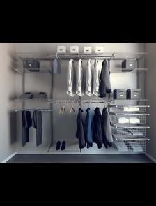 Комплект гардеробной системы PREMIUM