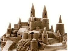 Живой и кинетический песок