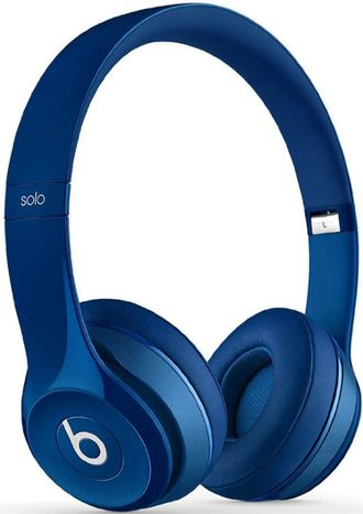 Beats Solo 2 Blue