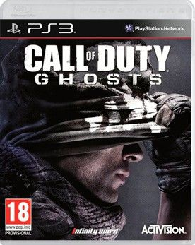 Call of Duty: Ghosts (диск для PS3) RUS