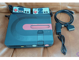 Tim Worthington RGB mod Sharp Twin Famicom AN-500B with RGB scart cable