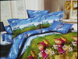 ЛУЧШИЙ ДРУГ.Качественное и красивое постельное белье из поплина, только 100% хлопок.