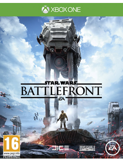 Star Wars: Battlefront [RU] (Xbox One)