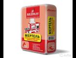 Смесь Rezolit для кладки топок каминов и печей МЕРТЕЛЬ/20 кг