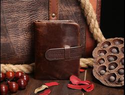 Мужское портмоне Vintage Vax Middle